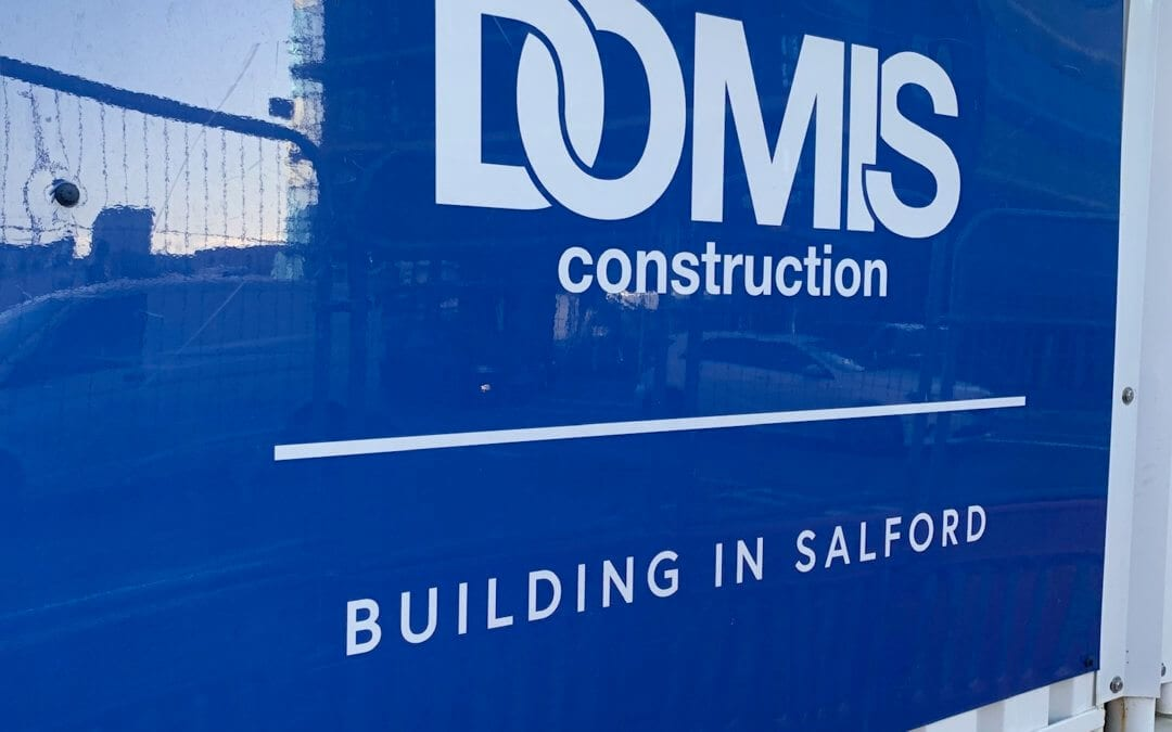 DOMIS – The Crescent Salford – Swiftscreed (LF) / Longfloor
